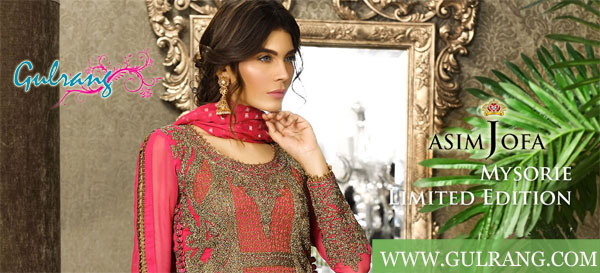 Asim Jofa Mysorie Limited Edition